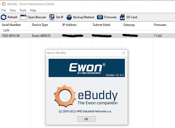 firmware error 1