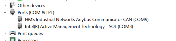 anybus communicator can com9